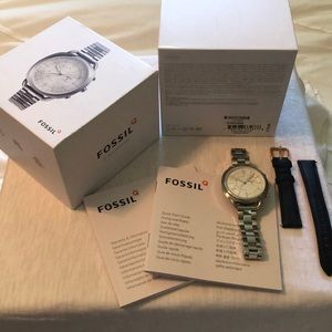 Fossil Q Accomplice Smart Watch